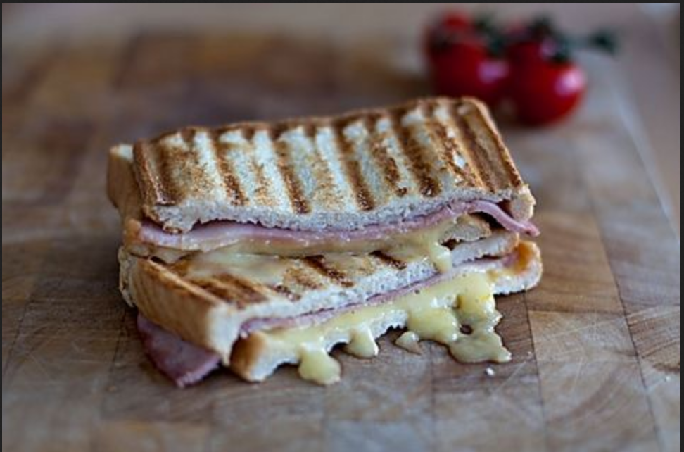 Toasties, Paninis and more